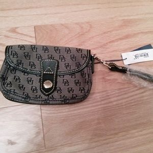 NWT Dooney and Bourke wristlet